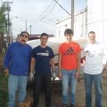 Randy, Sergio, Daniel, Keaton 600w