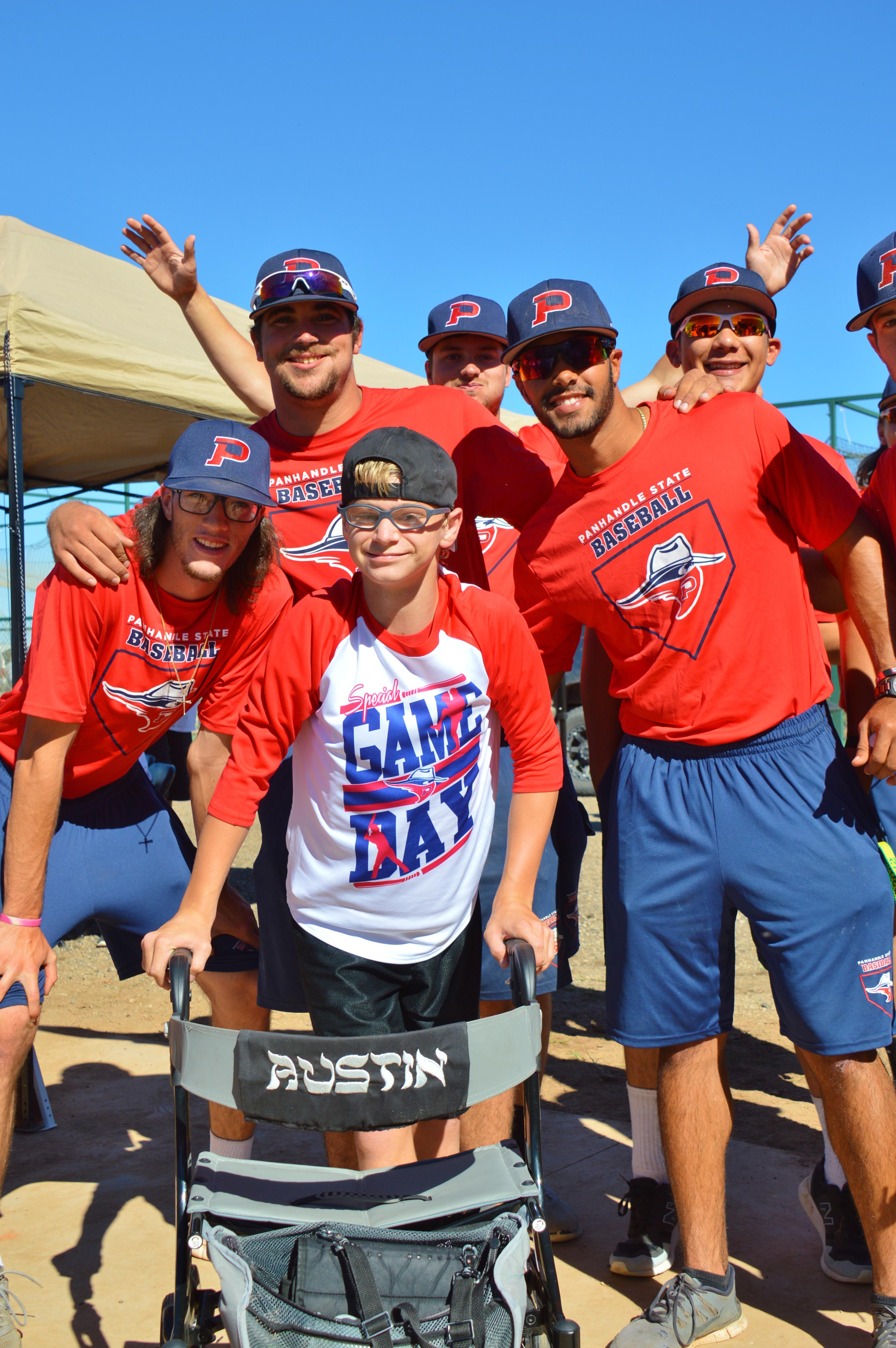 Austin and boys