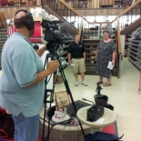 taping July 2013 show at Wirtz 600w