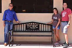TCEC Bench at the Pub