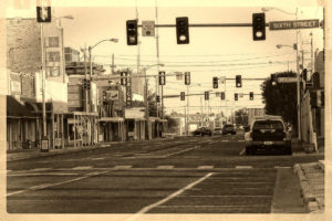 Downtown Guymon